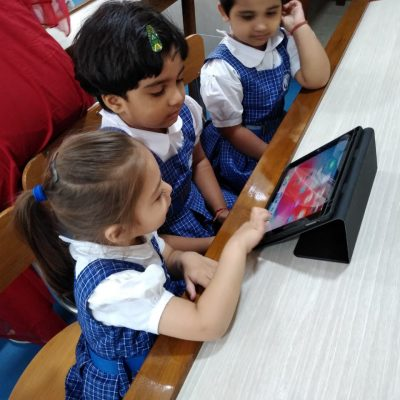 Ruby Park Public School iPad (1)