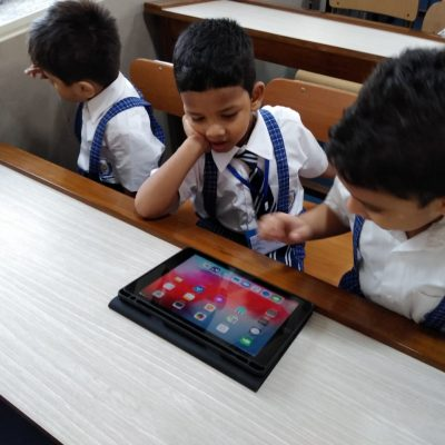 Ruby Park Public School iPad (2)