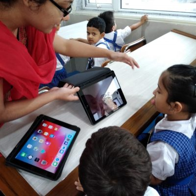 Ruby Park Public School iPad (6)