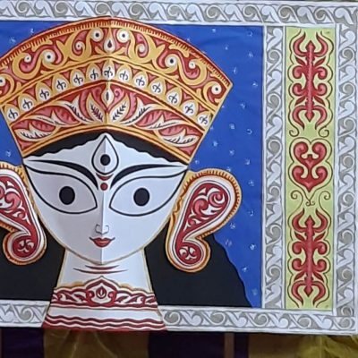 Durga Puja celebration at RPPS 3
