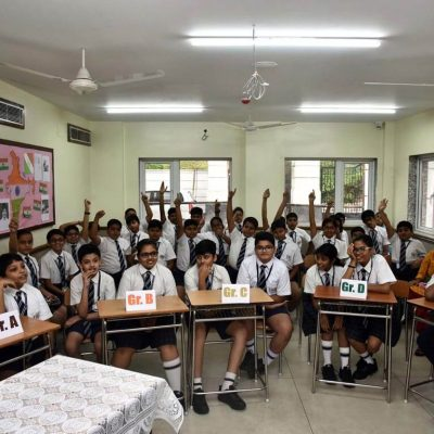 Science Quiz Conducted in RPPS