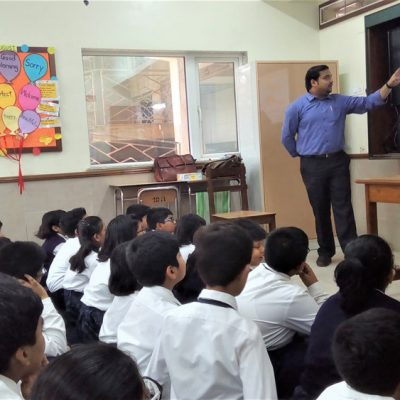 A workshop on Footcare was conducted by BATA (2)