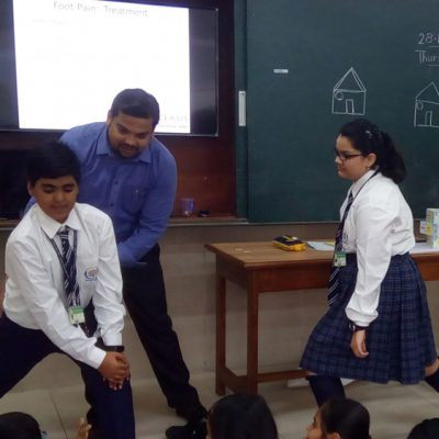 A workshop on Footcare was conducted by BATA (3)
