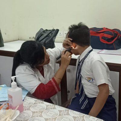 Health checkup at RPPS