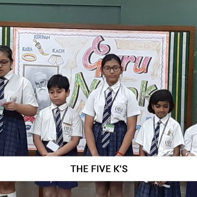 The-five-K's