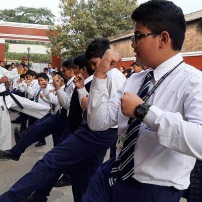 Karate Training (1)