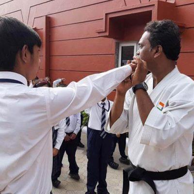 Karate Training (5)