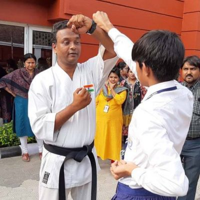 Karate Training (8)